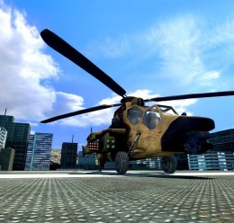 eurocopter_ec-655_'tiger'.zip For Garry's Mod Image 1
