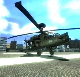 AH-64D Apache For Garry's Mod Image 1