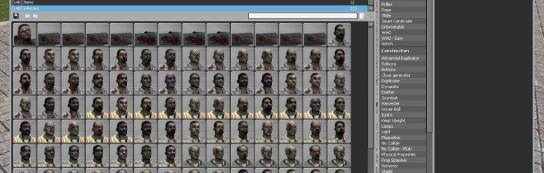 l4d_spawnlists.zip For Garry's Mod Image 1