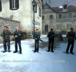Guys NPCs Pack Part 2 For Garry's Mod Image 2