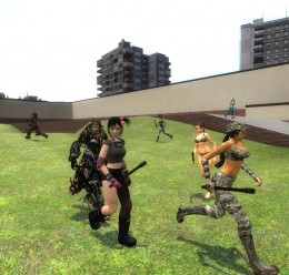 slow npc and player pack 2 For Garry's Mod Image 3