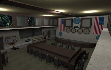The Pentagon- Zombie Survival! For Garry's Mod Image 1