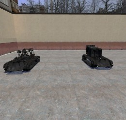 tanks.zip For Garry's Mod Image 1