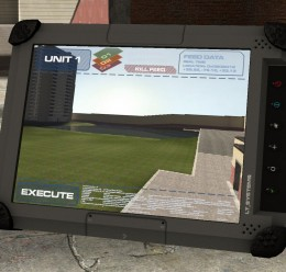 Military Tablet - Series 2 For Garry's Mod Image 1