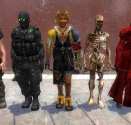 slow npcs and players elis pac For Garry's Mod Image 3