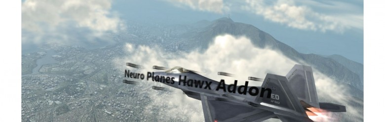 Neuro Planes: Hawx Addon For Garry's Mod Image 1