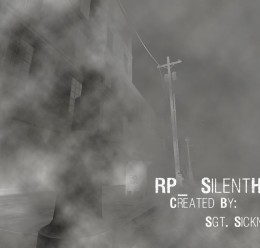 RP_SilentHill (The REAL final) For Garry's Mod Image 1