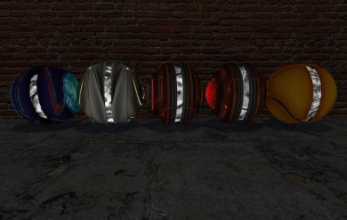 metroid_prime_morph_balls.zip For Garry's Mod Image 1
