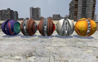 metroid_prime_morph_balls.zip For Garry's Mod Image 2