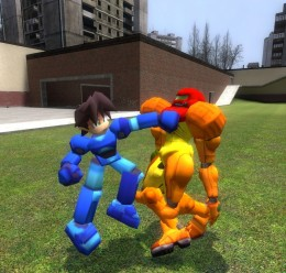 megaman64v01.zip For Garry's Mod Image 3