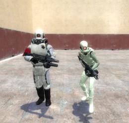 female_assassin_npc.zip For Garry's Mod Image 2
