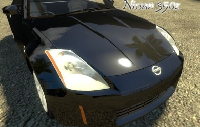 Nissan 350z For Garry's Mod Image 1