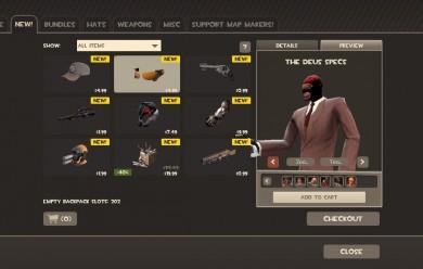 spy_fairtrade_skin.zip For Garry's Mod Image 2