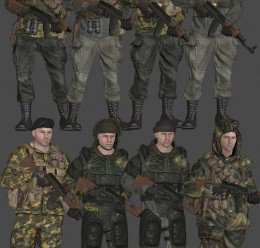 BlackOps Urban Spetsnaz Part 2 For Garry's Mod Image 2