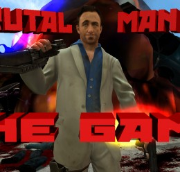 BRUTAL Man: The Game box For Garry's Mod Image 3