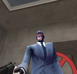 ghost_spy_balaclava_skin.zip For Garry's Mod Image 1