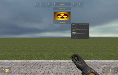 CoD:MW2 Tactical Nuke SWEPv1.5 For Garry's Mod Image 2