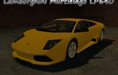Lamborghini Murcielago For Garry's Mod Image 1