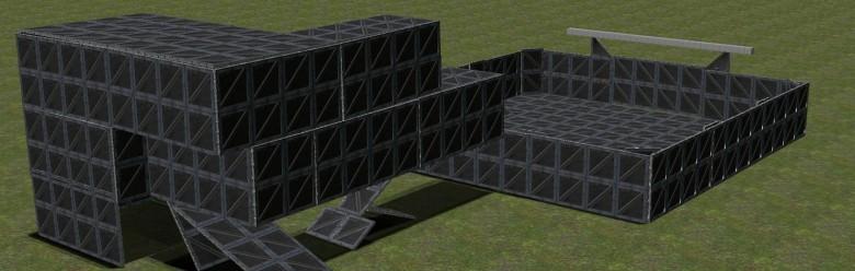 army_base_v2.zip For Garry's Mod Image 1