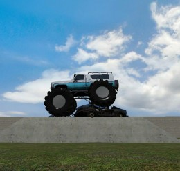 old_school_monster_truck.zip For Garry's Mod Image 3