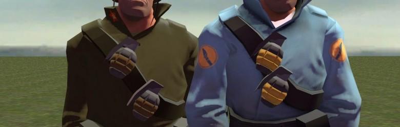 tf2_soviet_soldier_skin_hexed. For Garry's Mod Image 1