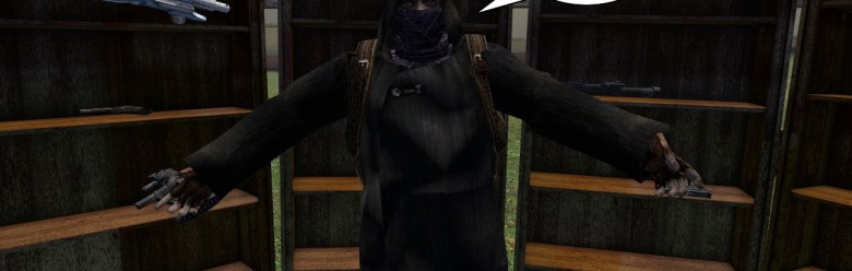 The Merchant (RE4) For Garry's Mod Image 1