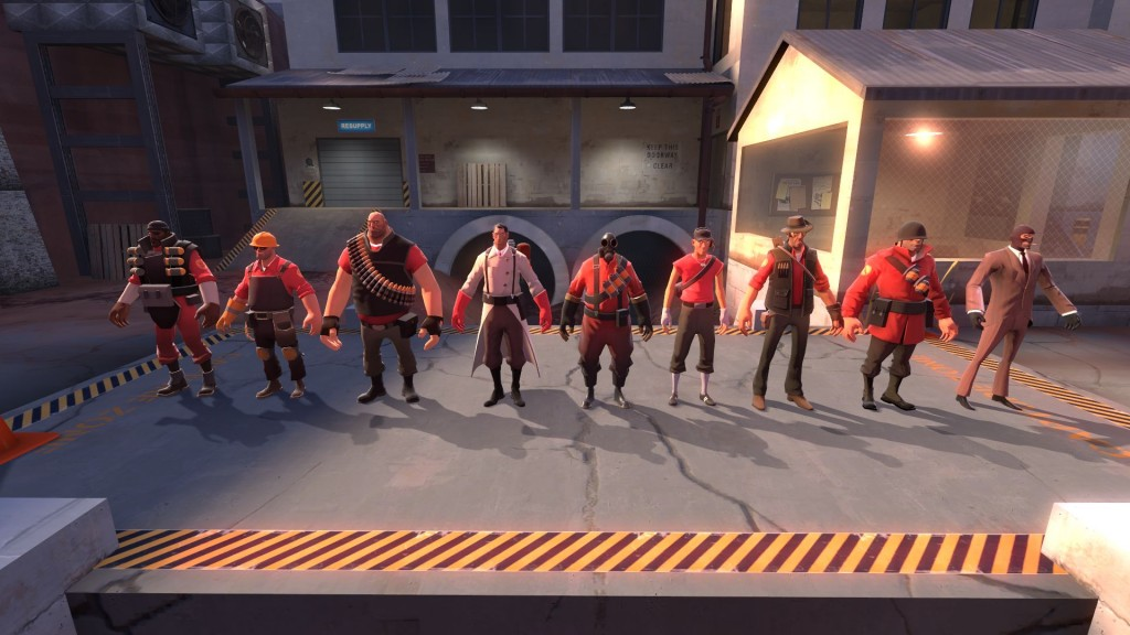 скачать мод Team Fortress 2 для гаррис мод - фото 6