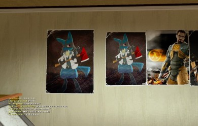 [GMT] lucario nick poster For Garry's Mod Image 2