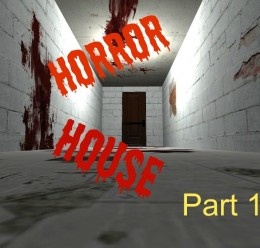 horrorhouse.zip For Garry's Mod Image 1