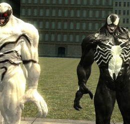 Comics Venom Pack For Garry's Mod Image 1