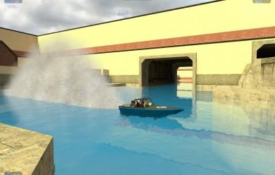 Karbine's V8 Jet Boat For Garry's Mod Image 1
