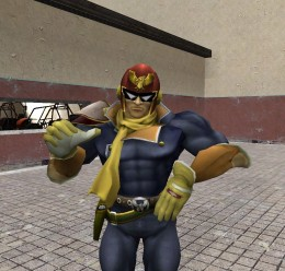 captain_falcon.zip For Garry's Mod Image 3