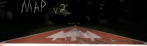Slender map v2 ***update broke