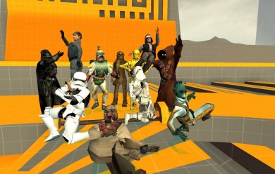 starwars models For Garry's Mod Image 1