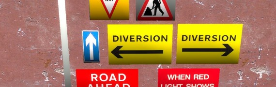 Road Signs V1 (Outdated)