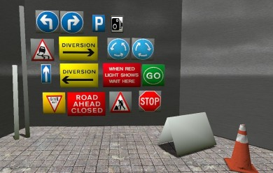 Road Signs V2 (Outdated) For Garry's Mod Image 1