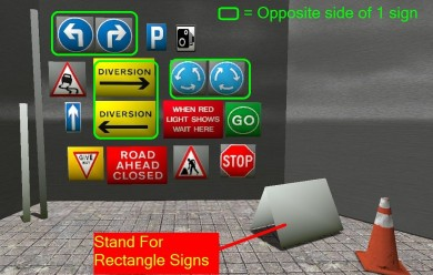 Road Signs V2 (Outdated) For Garry's Mod Image 2