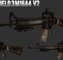 Battlefield 3-like M16A4 For Garry's Mod Image 1