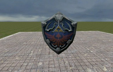 hylian_shield.zip For Garry's Mod Image 1