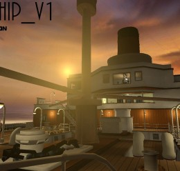 ttt_theship_v1 For Garry's Mod Image 1