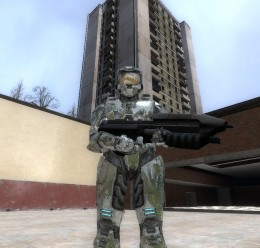 Master Chief NPC & SWeps For Garry's Mod Image 1