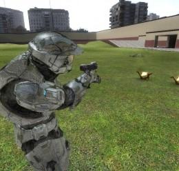 Master Chief NPC & SWeps For Garry's Mod Image 3