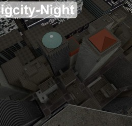 gm_bigcity_night.zip For Garry's Mod Image 1
