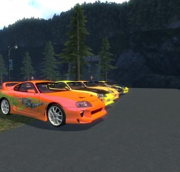 TDM Supra skins For Garry's Mod Image 1