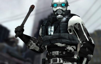 Arctic Metropolice Skin For Garry's Mod Image 2