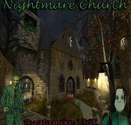 nightmare_church.zip For Garry's Mod Image 1
