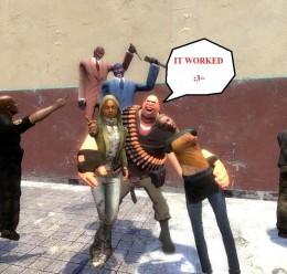 Zombie panic ragdolls V2 For Garry's Mod Image 2