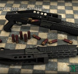 Spas-12 For Garry's Mod Image 1