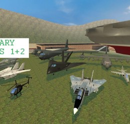 Military Models 1 + 2 Fix.zip For Garry's Mod Image 1
