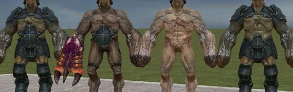 Black Mesa Alien Grunt + Fix